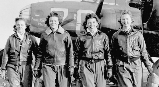 These Women Pilots During World War II